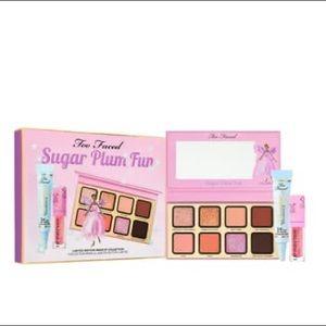 Too faced sugar plum fun makeup gift set